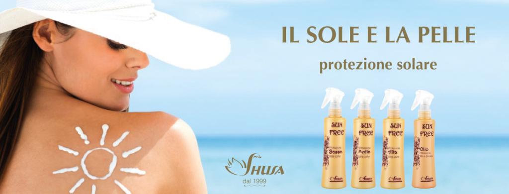 Il sole e la pelle – protezione solare